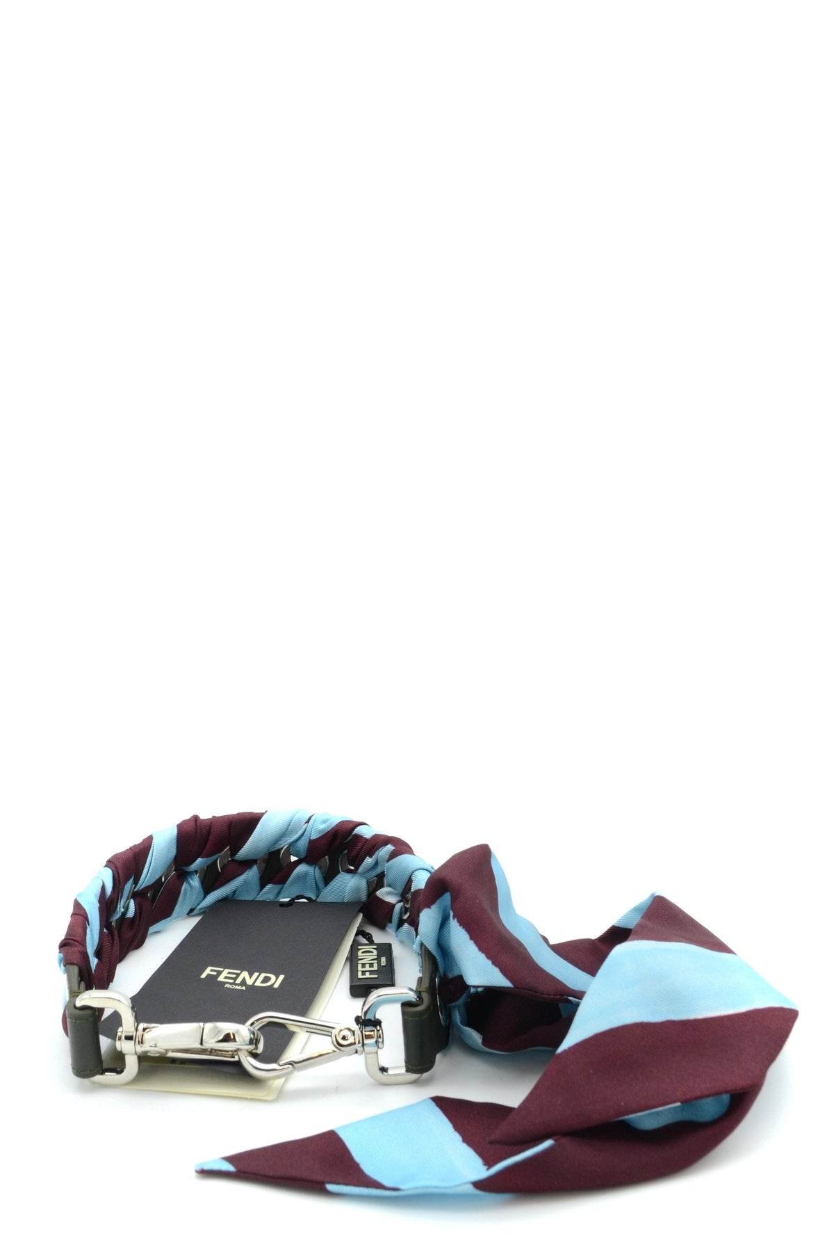Bag Fendi-Bags - WOMAN-Product Details Type Of Accessory: TracollaSeason: Spring / SummerTerms: New With LabelMain Color: MulticolorGender: WomanMade In: ItalyManufacturer Part Number: 8Av105/2Ilf02IxSize: IntYear: 2018Composition: Leather 100%-Keyomi-Sook