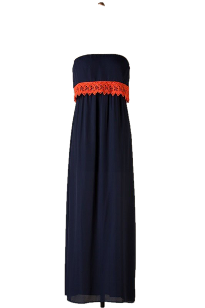 UGA and Auburn game day maxi  - Bella Vita Chic Boutique
