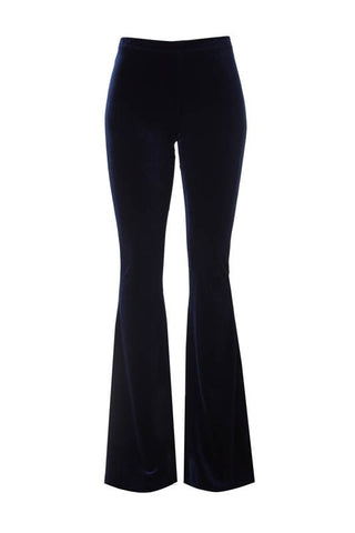 Bell bottom knit pants  - Bella Vita Chic Boutique