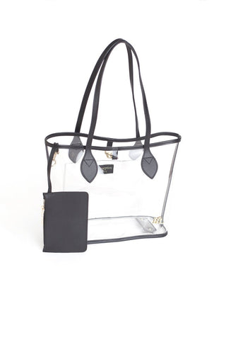 Thompson bag in black  - Bella Vita Chic Boutique