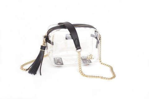 Bronwyn bag in black  - Bella Vita Chic Boutique