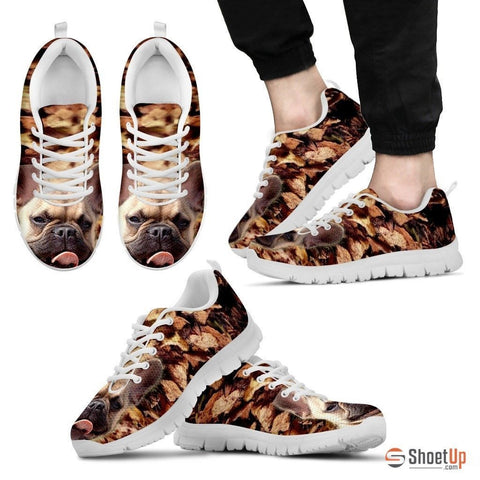 Limited Edition French Bulldog-Dog Running Shoe For Men-Free Shipping