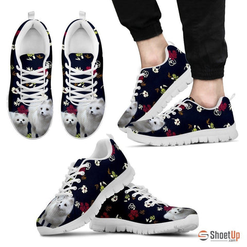 Samoyed Dog Running Shoes For Men-Free Shipping