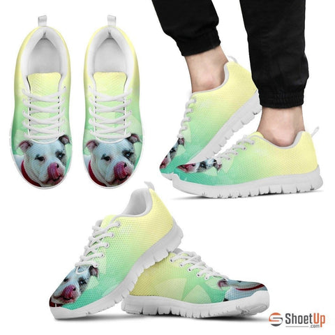 Catahoula Leopard Dog Running Shoes For Men-3D Print-Free Shipping