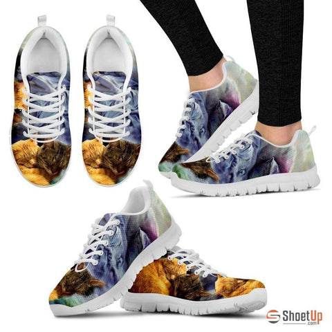 Karina Diem-Cat Running Shoe For Women-Free Shipping