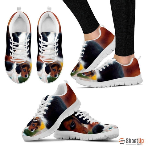 Beagle Dog-Women's Running Shoes-Free Shipping