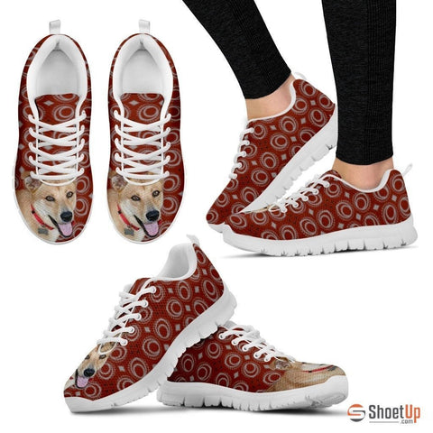 Canaan Dog Running Shoes For Women-Free Shipping