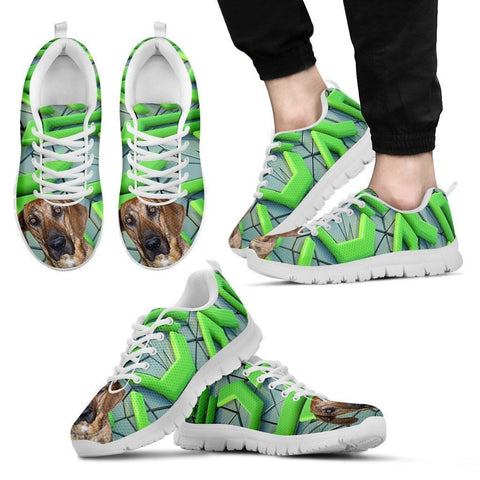 Plott Hound Dog Running Shoes For Men-Free Shipping