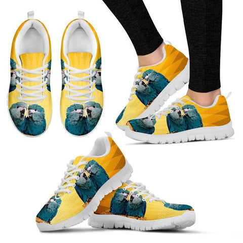 Spix's Macaw Parrot Running Shoes For Women-Free Shipping