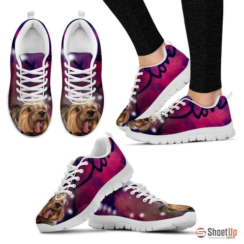 Jennifer Willis/ Dog Print Running Shoe For Women- Free Shipping