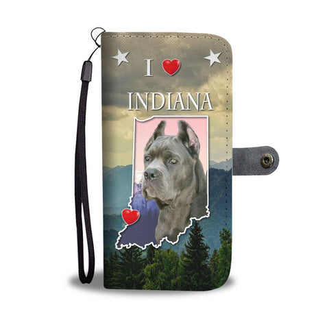 Cane Corso Print Wallet Case-Free Shipping-IN State