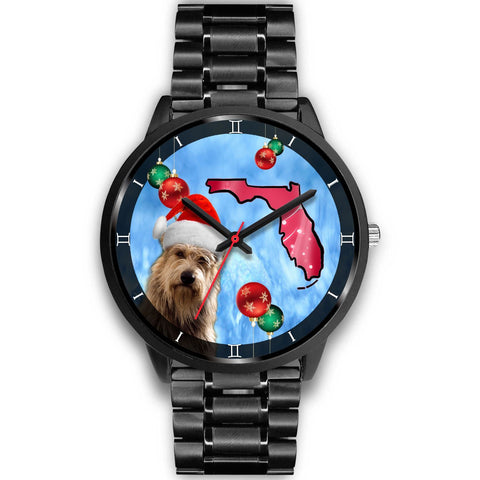 Berger Picard On Christmas Florida Wrist Watch-Free Shipping