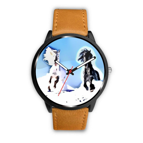 Andalusian horse Print Wrist Watch-Free Shipping
