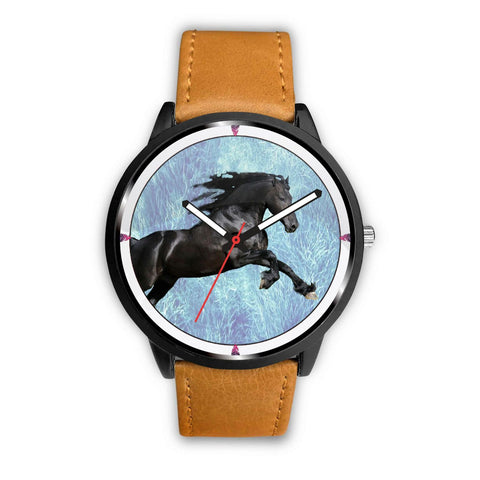 Andalusian Horse (Pure Spanish Horse) Print Wrist watch - Free Shipping
