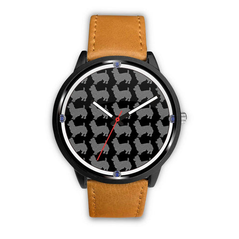 Australian Terrier Dog Art Print Limited Edition Wrist watch - Free Shipping
