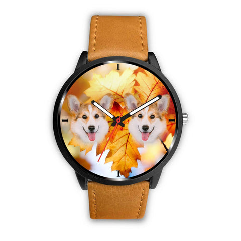 Pembroke Welsh Corgi Print Wrist Watch - Free Shipping