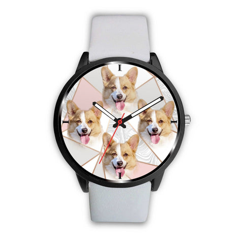 Amazing Pembroke Welsh Corgi Print Wrist Watch - Free Shipping