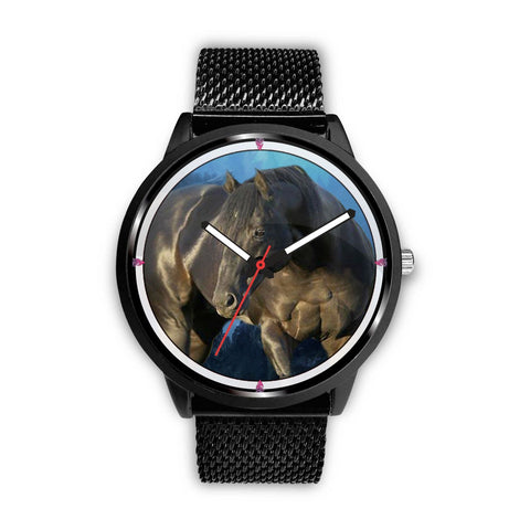 Amazing Thoroughbred Horse Print Wrist watch - Free Shipping