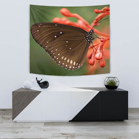 Lovely Butterfly Print Tapestry-Free Shipping