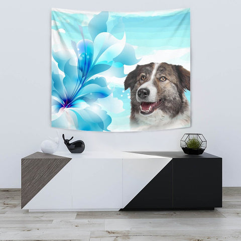 Aidi Dog Print Tapestry-Free Shipping