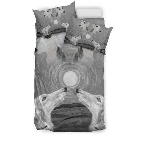 Amazing Saluki Dogs Print Bedding Sets-Free Shipping