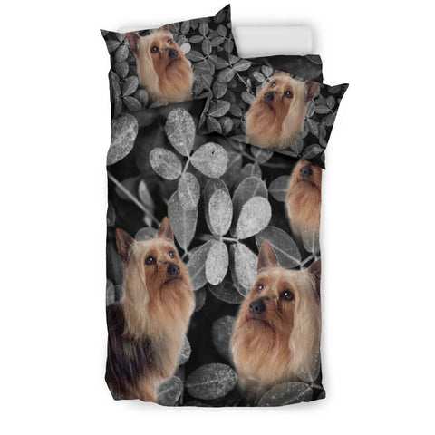 Lovely Australian Silky Terrier Dog Print Bedding Sets- Free Shipping