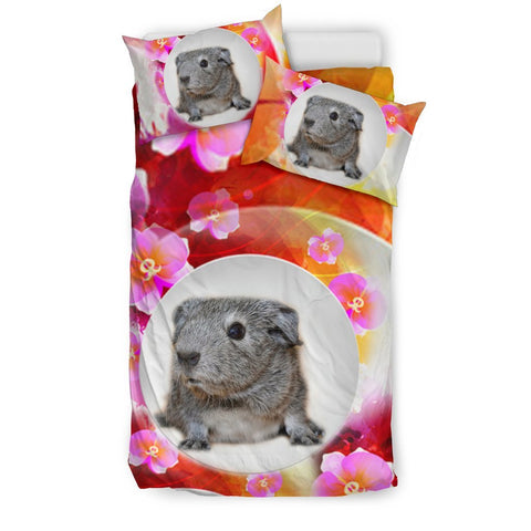 Cute Guinea Pig Print Bedding Sets-Free Shipping