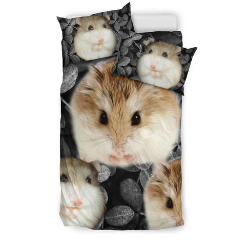 Lovely Roborovski Hamster Print Bedding Sets- Free Shipping