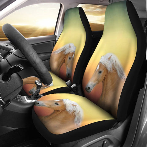 Haflinger Horse Print Car Seat Covers- Free Shipping