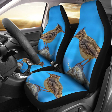 Lark Bird Print Car Seat Covers-Free Shipping
