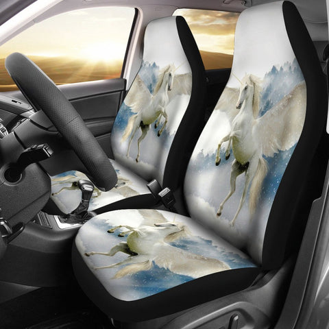 Amazing Unicorn Print Car Seat Covers-Free Shipping