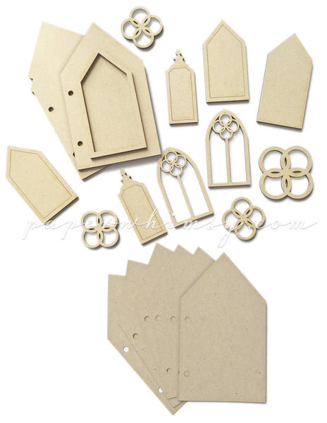 House Book Kit - paperwhimsy