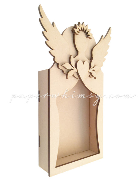 Angel Reliquary - paperwhimsy