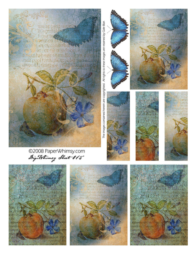 Digi 015 PRINTED - paperwhimsy