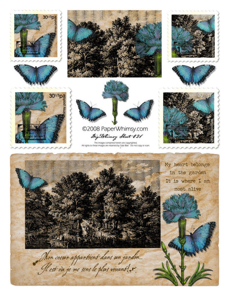 Digi 031 PRINTED - paperwhimsy