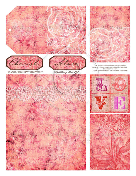 Digi 079 PRINTED - paperwhimsy