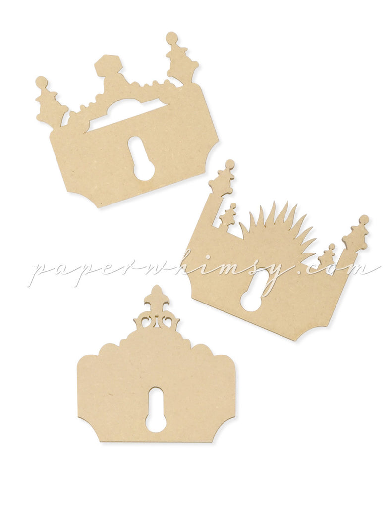 Ornate Toppers - paperwhimsy