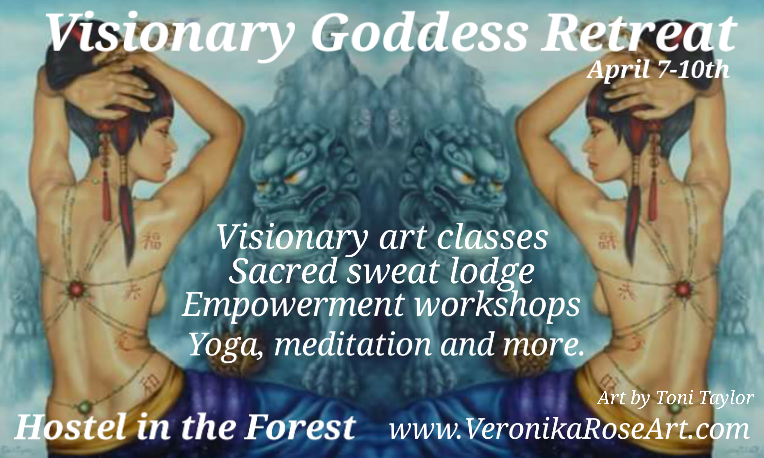 Visionary Goddess Retreat