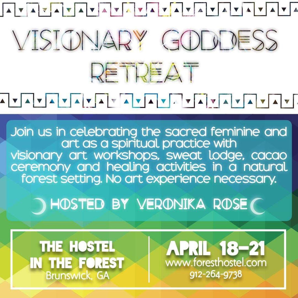 Visionary Goddess Retreat 2019