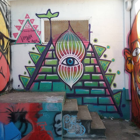 West Arts Walls, Orlando FL.