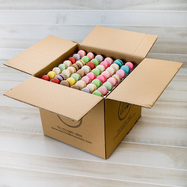 Bulk Box of Macarons