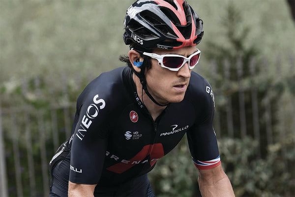 Q&A with Geraint Thomas