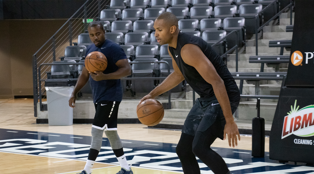 Al Horford's Recovery Routine