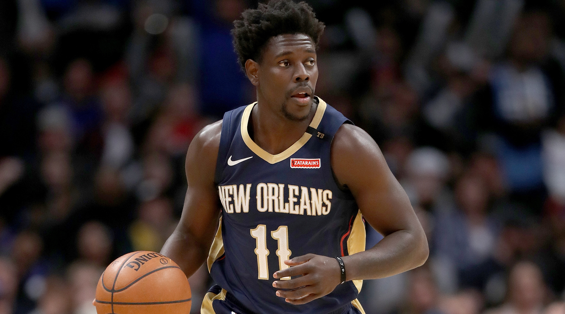 Jrue Holiday's Secrets to Staying at Peak Performance