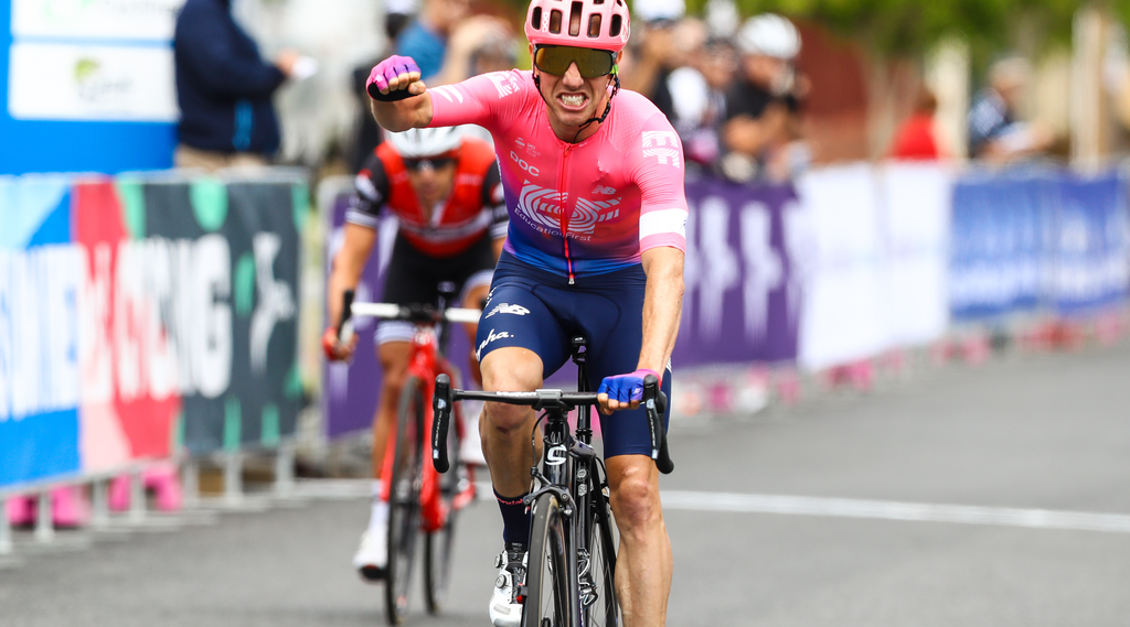 BUFFERING FOR THE BEST: MIKE WOODS OF EF EDUCATION FIRST