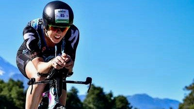 Alicia Kaye Finishes Runner-Up At Historic Escape From Alcatraz Triathlon
