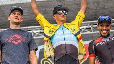 The Belgian Waffle Ride People's Champion: Brian McCulloch