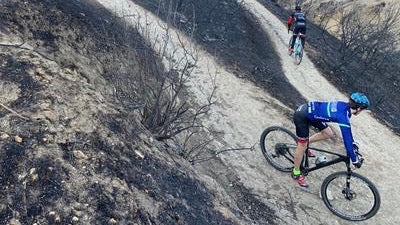 California Cyclists Come Together After Devastating Fires