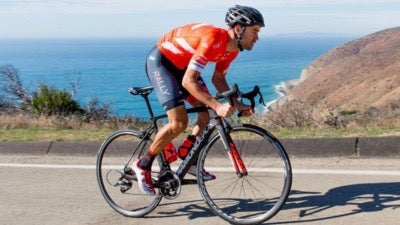 Comeback Complete: Rally Cycling's Jesse Anthony