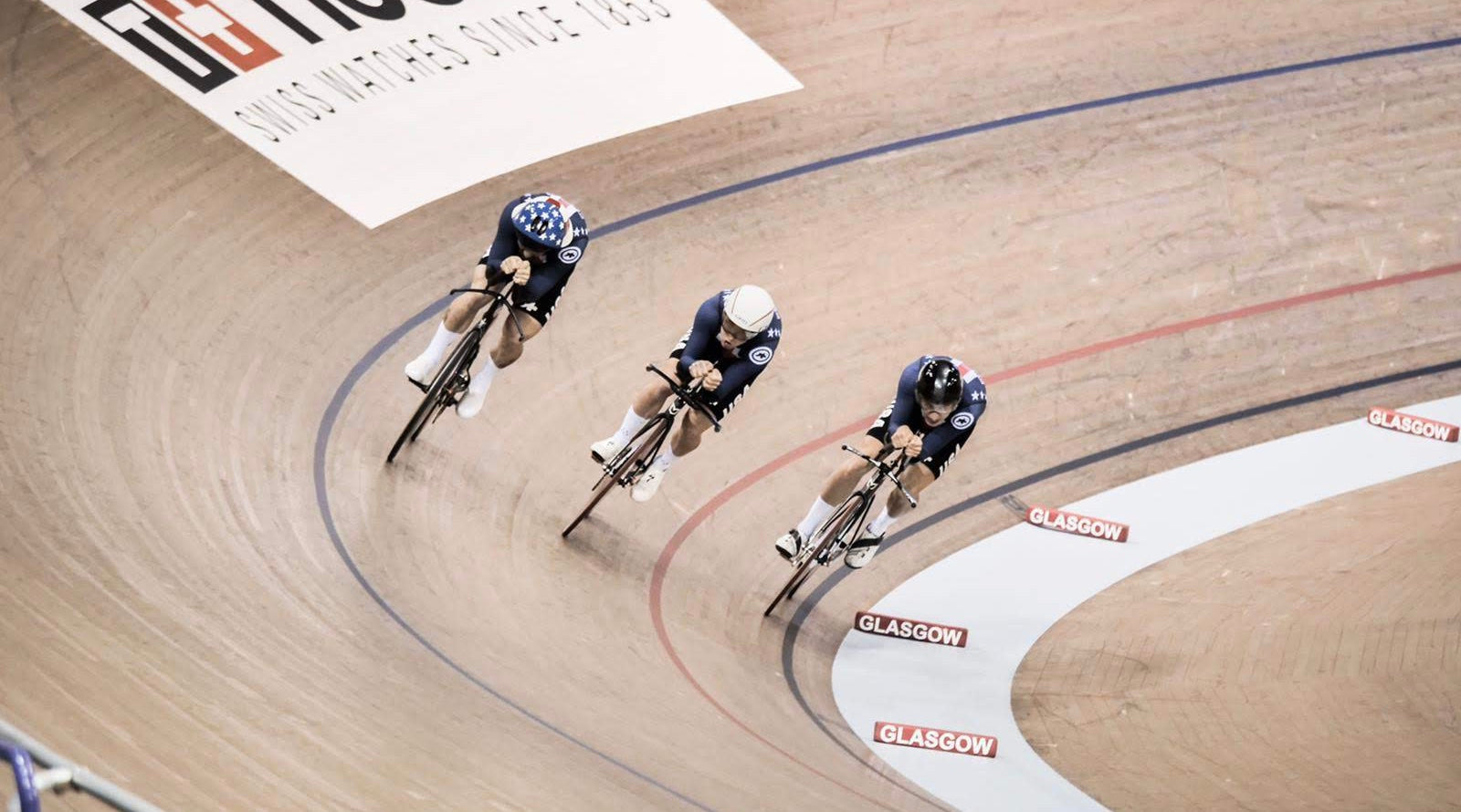 A Tokyo Journey: USA Cycling Men's Pursuit Track Cycling Team